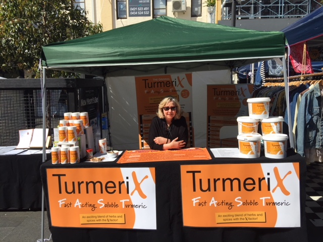 Order your Turmerix from Michelle